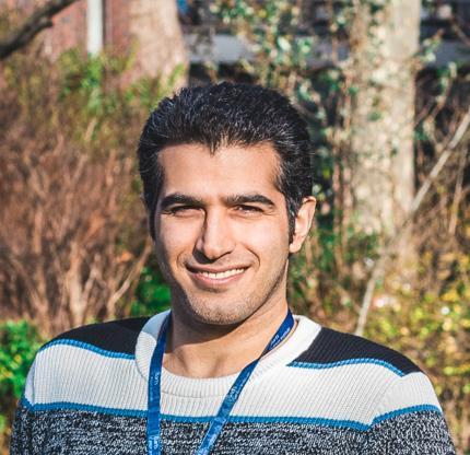 Q&A with Dr Faraz Mardakheh