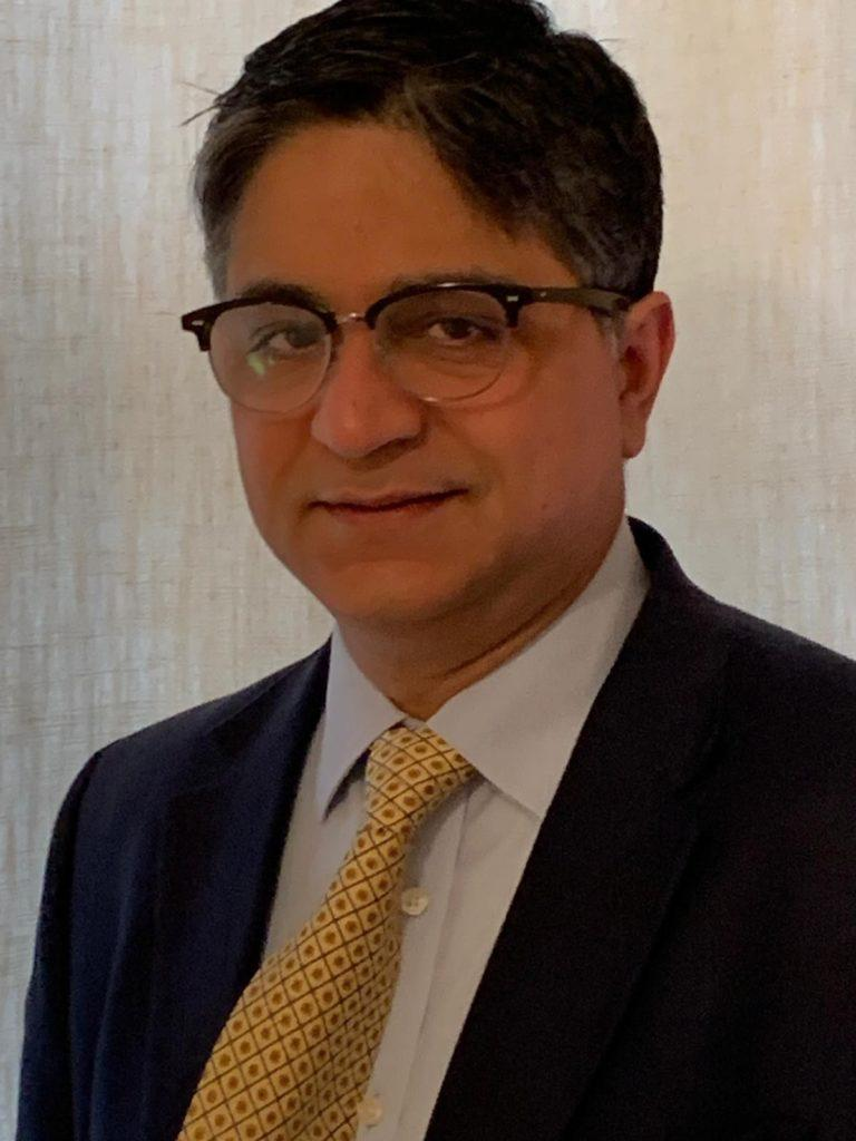 Lead researcher of the study, Professor Ranjit Manchanda.